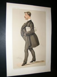 Vanity Fair Print 1888 Thomas Power O'Connor